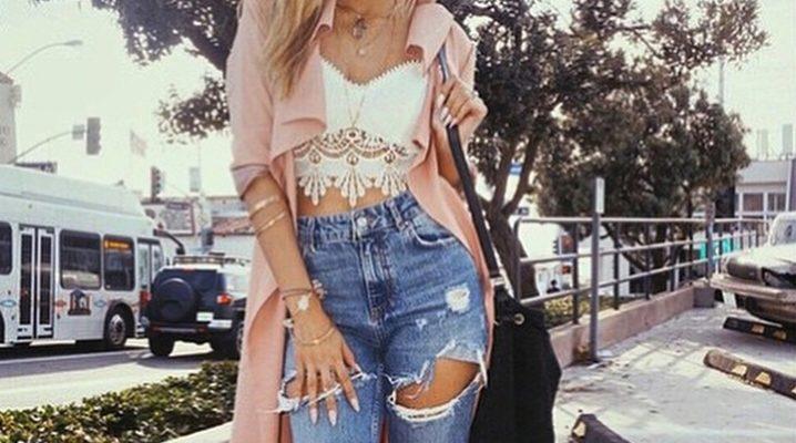 Модні джинси