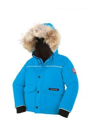Пуховики від Canada Goose – по-справжньому теплий одяг