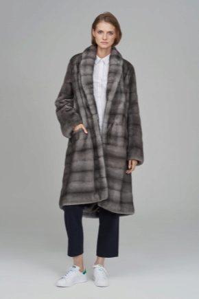 Сіра шуба: модні відтінки і популярні моделі