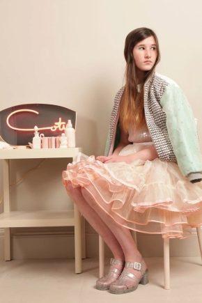 Силіконові босоніжки – модне віяння моди