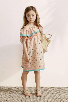 Босоніжки і сандалі для дівчаток