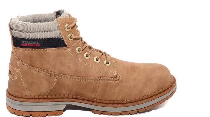 Чоловічі зимові черевики Patrol