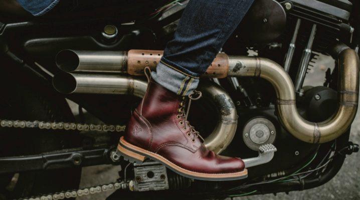 Види чоловічих черевиків