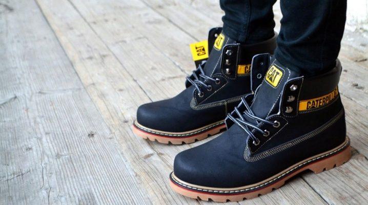 Чоловічі черевики Caterpillar