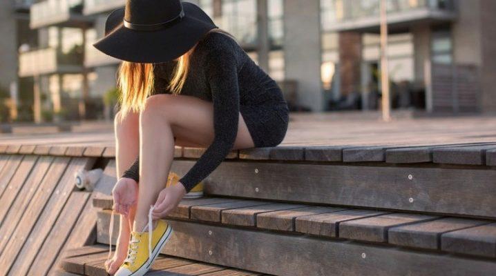 Жовті черевики