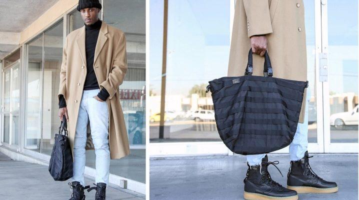 Зимові чоловічі черевики Nike