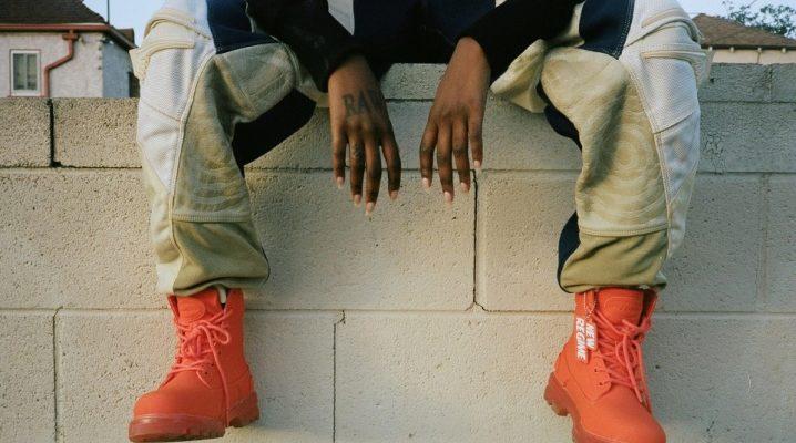 Помаранчеві черевики