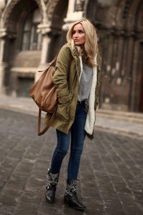 Жіночі черевики осінні