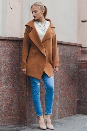 Жіночі кардигани-пальто