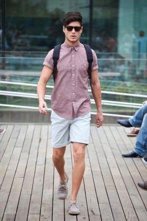 Чоловічі літні черевики
