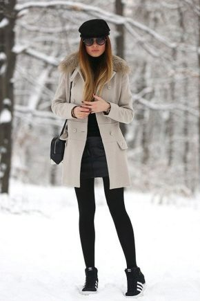 Зимові черевики Адідас