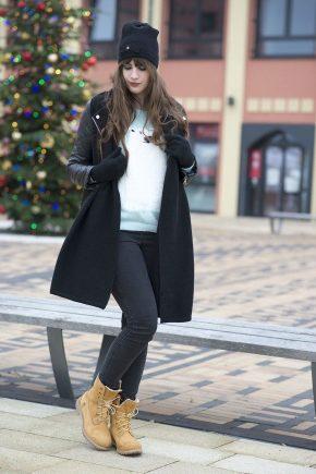 Жіночі зимові черевики Тімберленд