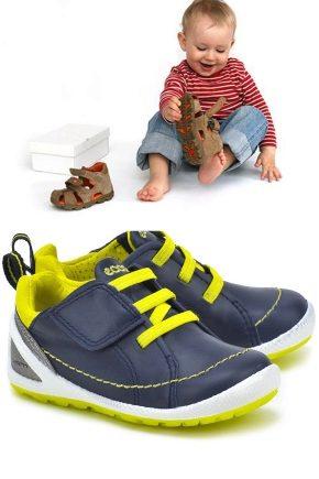 Дитячі черевики ЕККО