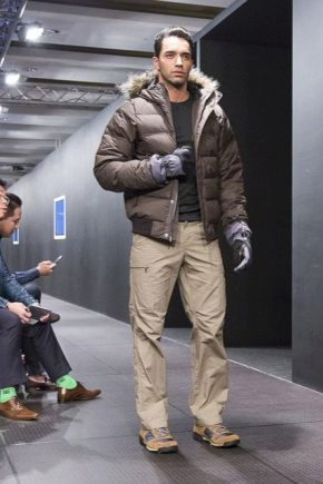 Зимові чоловічі черевики Columbia