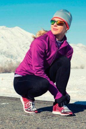 Кросівки для бігу взимку