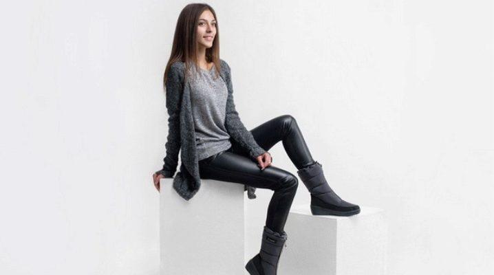 Жіночі чоботи Аляска