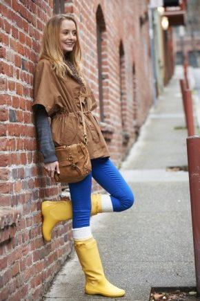 Жіночі чоботи-крокси