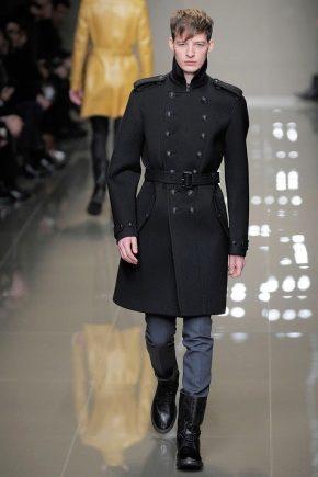 Зимові шкіряні чоловічі чоботи