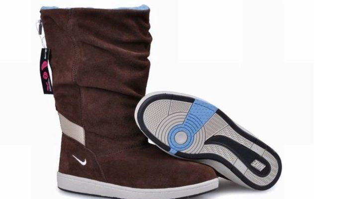 Чоботи Nike