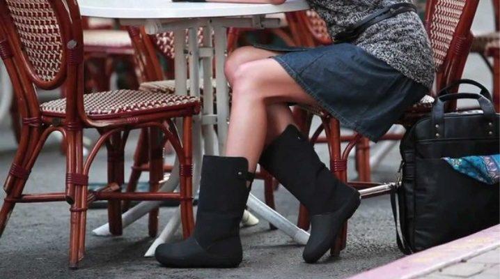 Crocs зимові чоботи