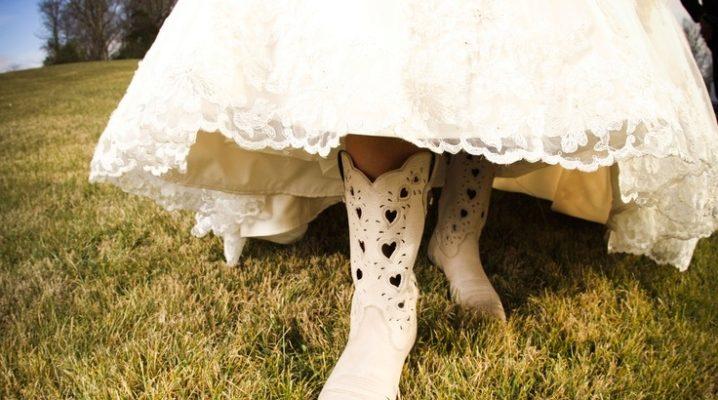 Весільні чоботи