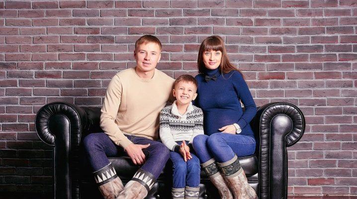 Піми – ненецкая взуття для всієї сім'ї