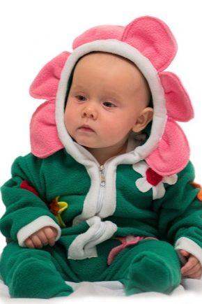 Флісовий костюм дитячий