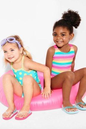 Дитячі шльопанці для хлопчиків і дівчаток
