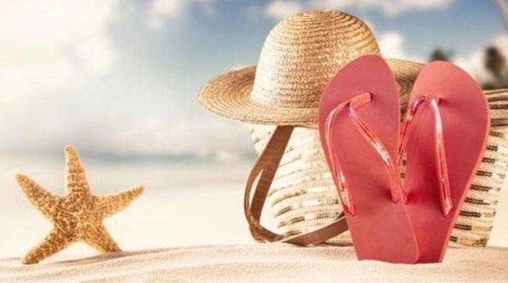 Гумові сланці або пляжна мода