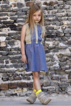 Дитяче взуття «снікерси»