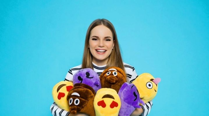 Тапочки Emoji