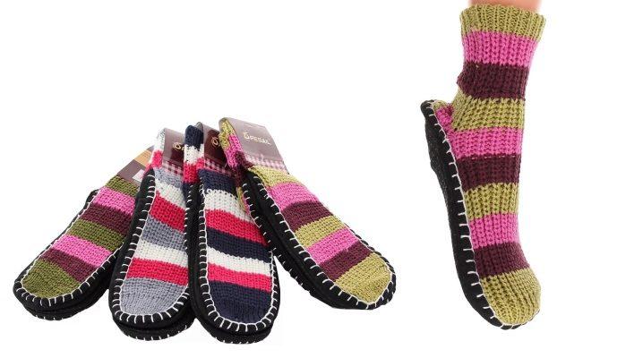 Тапочки-шкарпетки