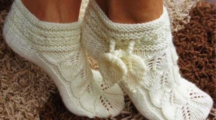 Шкарпетки-тапочки для всієї родини