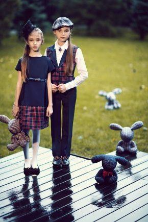 Шкільні туфлі для дівчаток