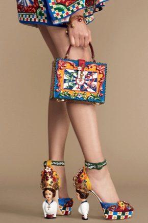 Туфлі від Dolce & Gabbana