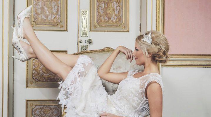 Весільні туфлі – модні тенденції 2018-2019