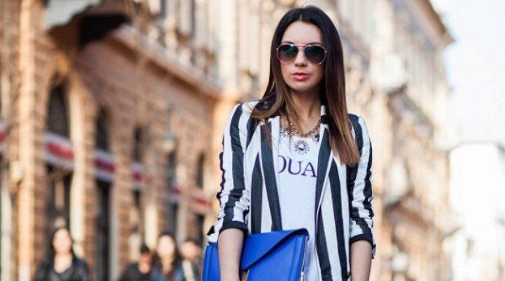 З чим носити жіночий блейзер?
