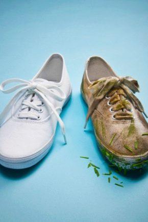 Як прати кросівки в пральній машині?