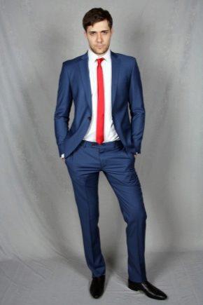 Молодіжні чоловічі костюми