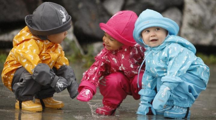 Теплі рукавиці від Reima для дівчаток і хлопчиків