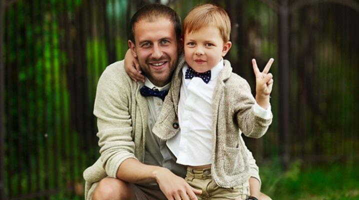 Як зав'язати дитячий краватку на гумці?