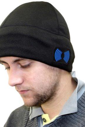 Шапка з навушниками – новомодний тренд