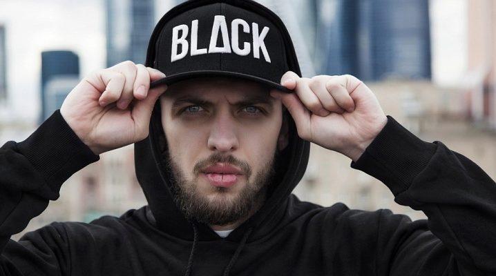 З чим носити чорну кепку?
