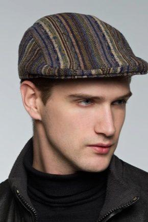 Брендові чоловічі кепки