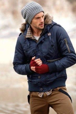 Чоловічі шапки – модні тенденції осінь-зима 2018-2019 року