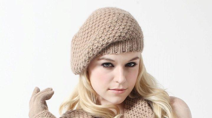 Комплект: шапка, рукавички і шарф