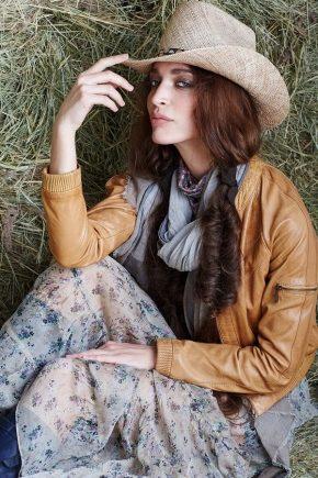 Ковбойський капелюх: моделі