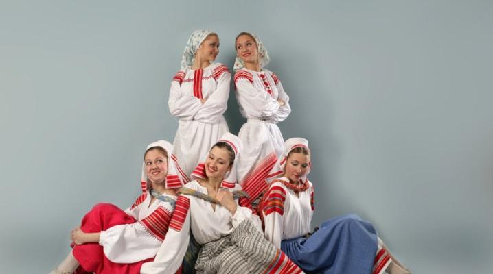 Білоруська національна одяг