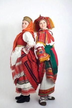 Національні костюми світу