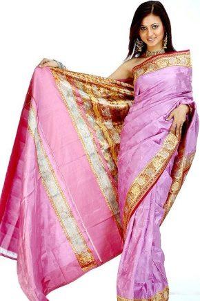 Національний костюм Індії
